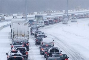 Safe Tips for Winter Driving