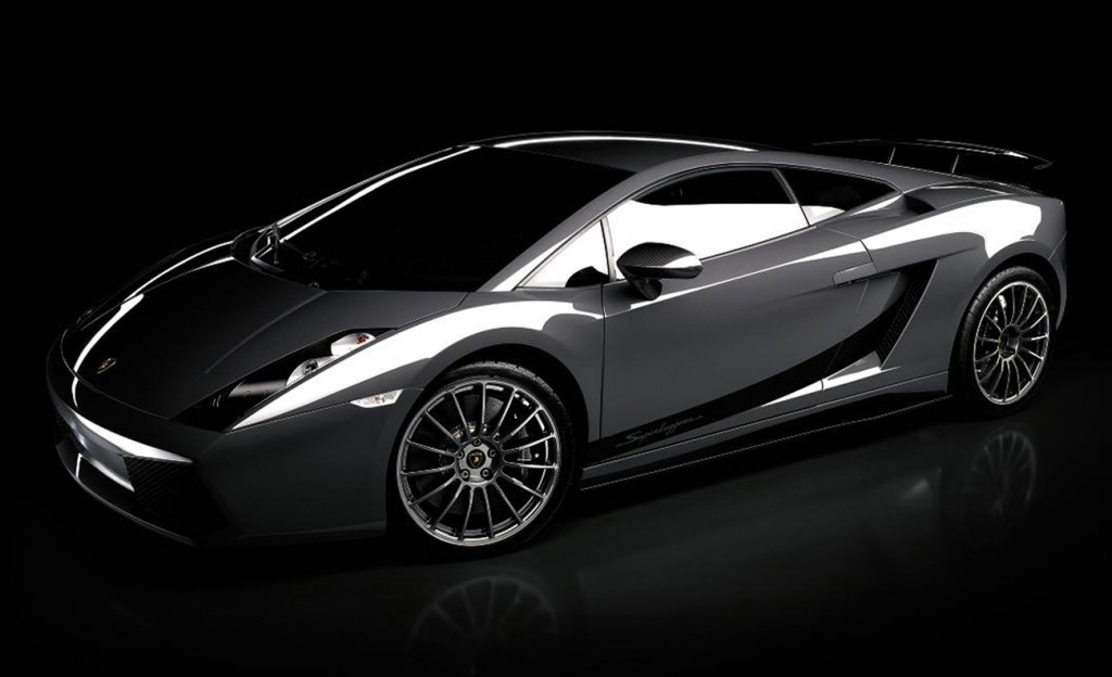 2011 Lamborghini Gallardo Superleggera Coupe